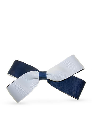Riviera Two Tone Basic Grosgrain Bow