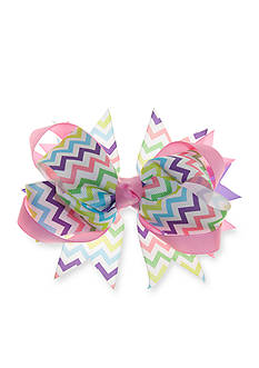 Riviera Loopy Chevron Bow