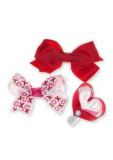 Riviera 3-Piece Valentine Bow Set