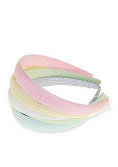 Riviera 6-Piece Mylar Headband