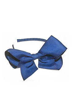 Riviera Headband with Large Grosgrain Bow