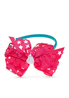 Riviera Laser Cut Star Bow Headband
