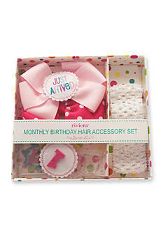 Riviera 5-Piece Mix & Match Birthday Bows Set
