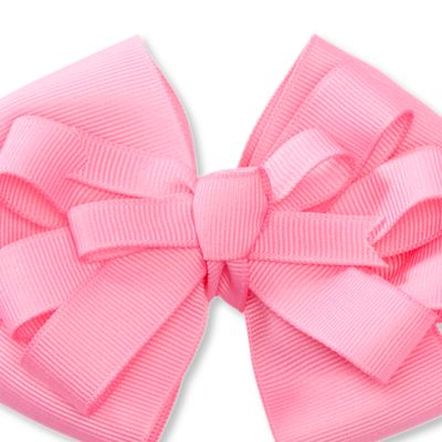 Multi Girls Clothing 7-16: Pink/White Riviera Medium Bows Girls