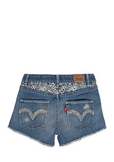 Levi's® Hand-Me-Down Shorty Shorts Girls 7-16