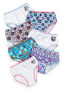 Mattel® 7-Pack Monster High Girls Underwear