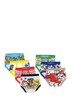 Handcraft 7-Pack Paw Patrol Underwear Toddler Boys