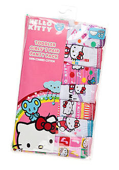 Hello Kitty® 7-Pack Assorted Panties Toddler Girls