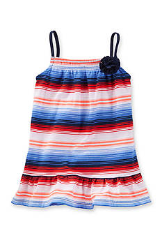 OshKosh B'gosh® Ruffle Striped Tunic Girls 4-6x