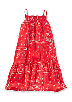 OshKosh B'gosh® Bandanna Printed Dress Girls 4-6x