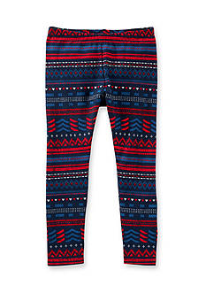 OshKosh B'gosh TLC Fair Isle Leggings Girls 4-6X