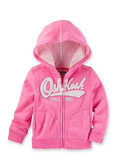 OshKosh B'gosh Heritage Fleece Hoodie Girls 4-6x