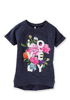 OshKosh B'gosh® Lovely Tunic Short Sleeve Top Girls 4-6x