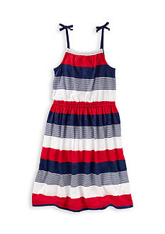 OshKosh B'gosh® Striped Midi Dress Girls 4-6x