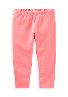 OshKosh B'gosh Neon Leggings Girls 4-6x