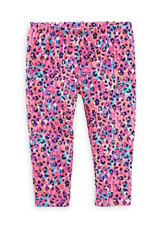 OshKosh B'gosh Cheetah Print Leggings Girls 4-6x