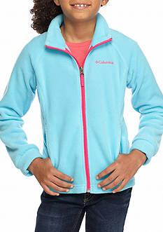 Columbia Benton Springs Fleece Jacket Girls 4-6x