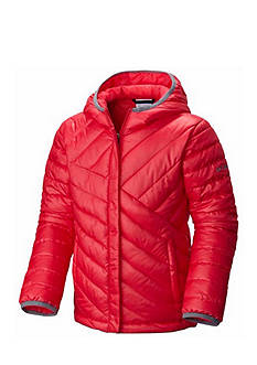 Columbia Powder Lite Puffer Coat Girls 7-16