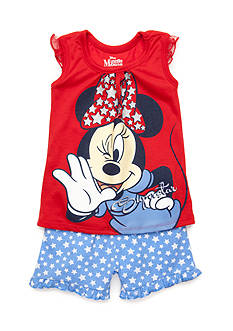 Disney Minnie Mouse Star 2-Piece Set Girls 4-6x