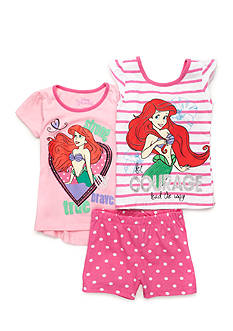 Disney Princess Ariel 3-Piece Set Girls 4-6x
