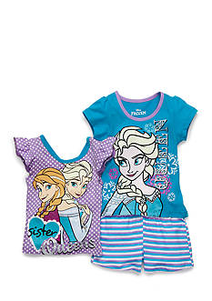 Nannette Frozen 'Queen' 3-Piece Set Girls 4-6x