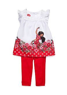 Disney Elena of Avalor 2-Piece Tank and Leggings Set Girls 4-6x