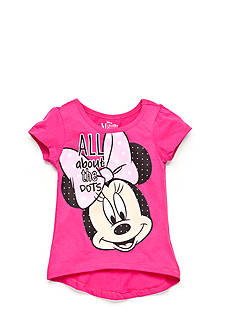 Disney® Minnie Mouse Dots High Low Top Girls 4-6x
