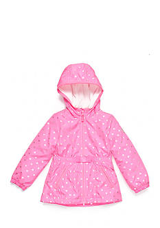 OshKosh B'gosh Jersey-Lined Windbreaker Girls 4-6x
