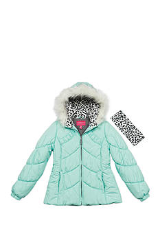 London Fog Puffer Coat Girls 7-16