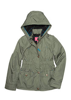 London Fog Hooded Anorak Girls 7-16