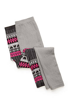 One Step Up 2-Pack Legging Set Girls 7-16