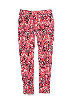 One Step Up Printed Jegging Girls 7-16
