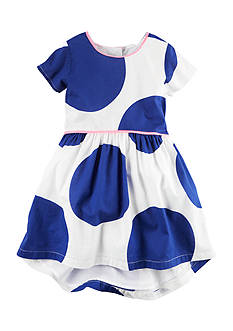 Carter's® Big Dot Dress Girls 4-6x