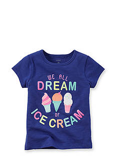 Carter's® Ice Cream Top Girls 4-6x