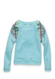 Carter's Boho Long Sleeve Sweater Girls 4-6X