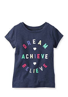Carter's® Short Sleeve Dream Tee Girls 4-6x