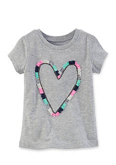 Carter's Heart Graphic Tee Girls 4-6x