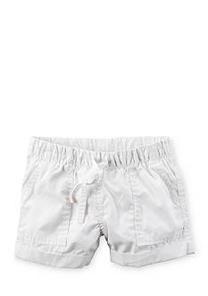 Carter's® Woven Shorts Girls 4-6x