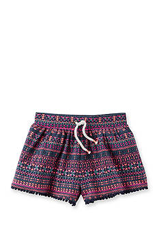 Carter's® Tribal Print Shorts Girls 4-6x