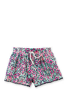 Carter's® Geo Print Shorts Girls 4-6x