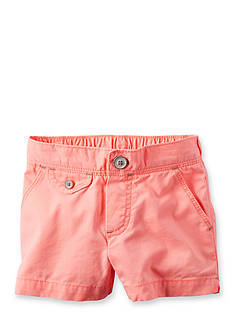 Carter's® Neon Shorts Girls 4-6x