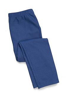 J. Khaki Solid Knit Leggings Girls 4-6x