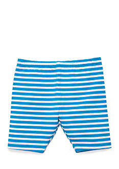 J Khaki™ Stripe Biker Shorts Girl 4-6x