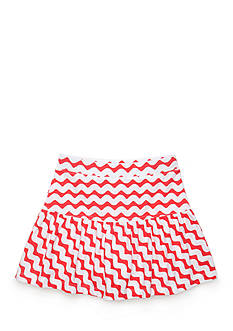 J Khaki™ Chevron Print Scooter Girls 4-6x