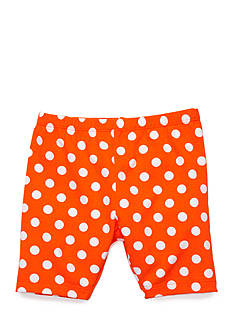 J Khaki™ Dot Biker Shorts Girls 4-6x