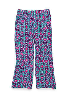 J. Khaki Printed Soft Pants Girls 4-6x