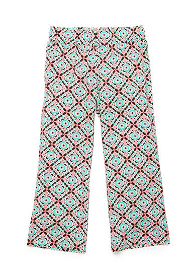 J. Khaki® Medallion Soft Pants Girls 4-6x