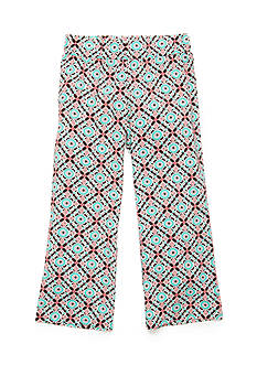 J Khaki™ Medallion Soft Pants Girls 4-6x
