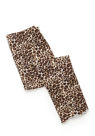 J. Khaki® Animal Legging Girls 4-6X