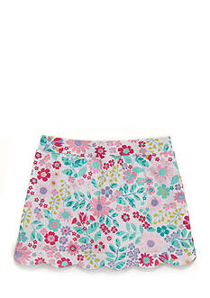 J. Khaki® Floral Scooter Girls 4-6x
